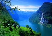 Puzzle Norvège