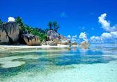 Jeu puzzle Seychelles