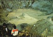 Puzzle cratère de volcan  - Java