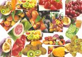 Puzzles MIAM FRUITS