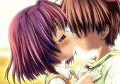 Jeux de puzzle : Couple manga