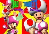 Puzzle mario toad et toadette