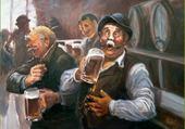 buveur de biere-franz von defrege