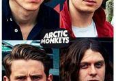 Puzzle Arctic Monkeys - Faces