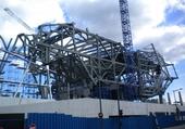 Construction des Confluences Lyon