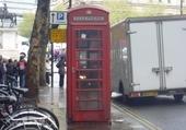 cabine telephonique anglaise