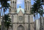 cathédrale de Sao Paulo