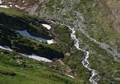 vallée du col Agnel - Htes Alpes