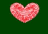 coeur en couleurs