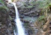 Puzzle Cascade de la Lance Alpes