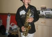 Le Saxophoniste Quentin