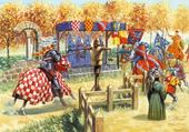 tournoi médiéval