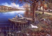 peinture Jim hansel