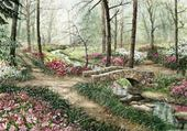 Puzzle peinture William Magum