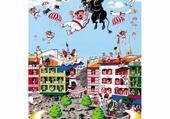 Puzzle Fêtes de Bayonne