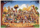 Puzzle Astérix et Obélix