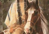 Puzzle Amérindienne