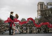 Puzzle LOVE IN PARIS!!