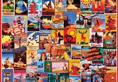 Puzzle affiches