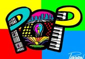 Puzzle pop art