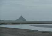 rivage du Mont Saint Michel