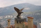 Gourdon, le nid d'aigle
