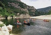 Puzzle canoé kayak