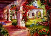 peinture Gail Salituri