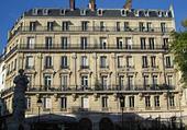 Puzzle Architecture haussmannienne Paris