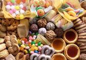Puzzle plein de bonbons