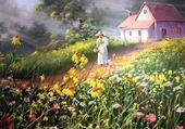 peinture Joseph Yarnell