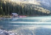 Puzzle Lake Louise