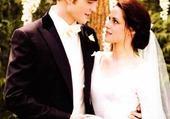 Puzzle mariage bella et edward