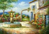 jolie maison de campagne