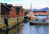 port en norvège