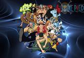 Puzzle One Piece 10 membres.