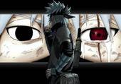 Kakashi pleure Obito