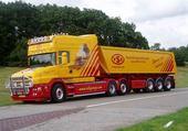 Puzzle Scania T580 Longline