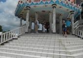 temple au Surinam