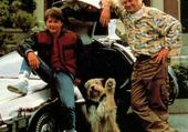 Marty et Doc Brown