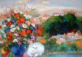 Peinture de Maurille Prévost