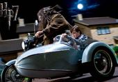 Harry Potter - La Moto de Sirius