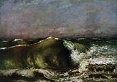 Peinture de Gustave Courbet