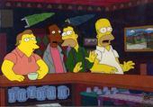 Les simpson :dans bar de chez moe