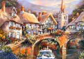 peinture Jim Mitchell
