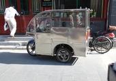 Mini Motorhome chinois