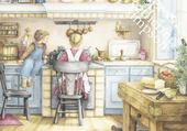 Puzzle peinture Catherine Simpson
