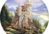 Puzzle Peinture de Thomas KINDADE