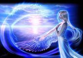 Le cygne de l'ange