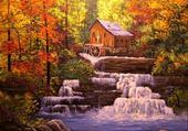 peinture Connie Tom